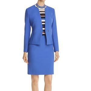 Boss Hugo Boss Sz 12 jisula blue blazer NWT $495